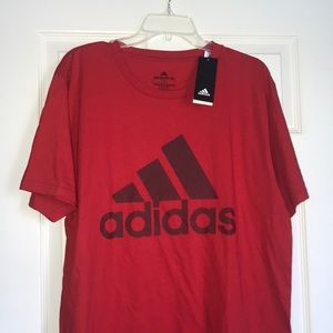 NWT Adidas Short Sleeve T Shirt (Men's)